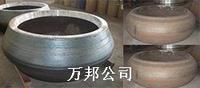 堆焊耐磨:磨辊/磨煤辊