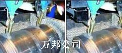 堆焊耐磨:冷轧辊
