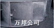 堆焊耐磨:风机转子叶片