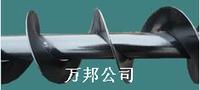 堆焊耐磨:螺旋杆