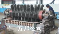 堆焊耐磨:单齿辊
