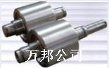 堆焊耐磨:拉矫辊